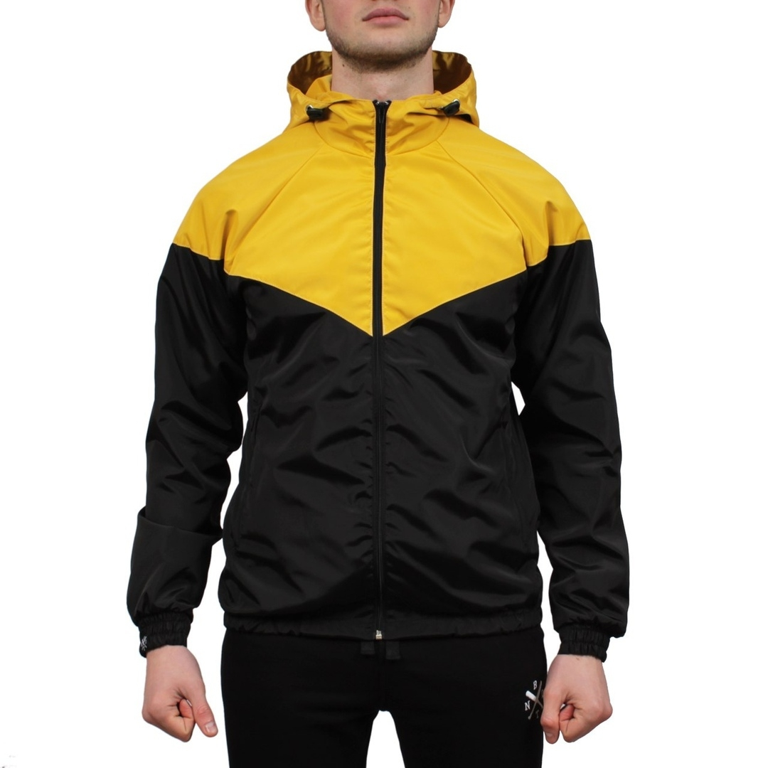 Ветровка Bandit Wind Nw Yellow Blk